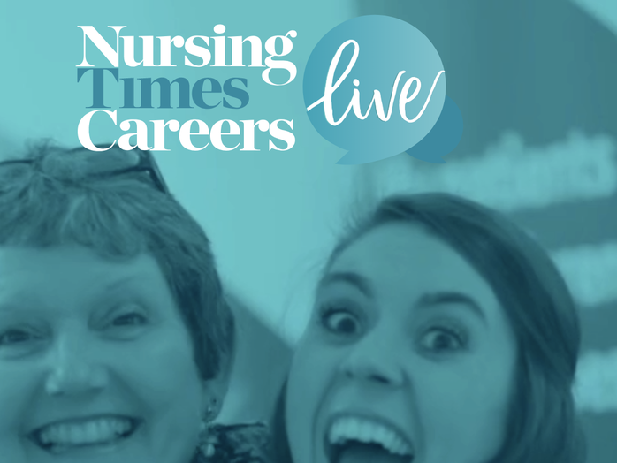 Nursing Times Register for 2019 Events