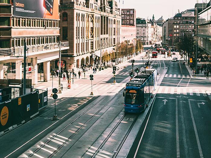 InfraSweden2030 Öppet hus 2021