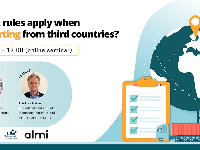 What rules apply when importing from third countries?
